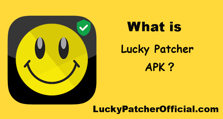 What is lucky patcher apk
