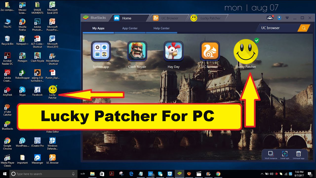 Lucky Patcher PC
