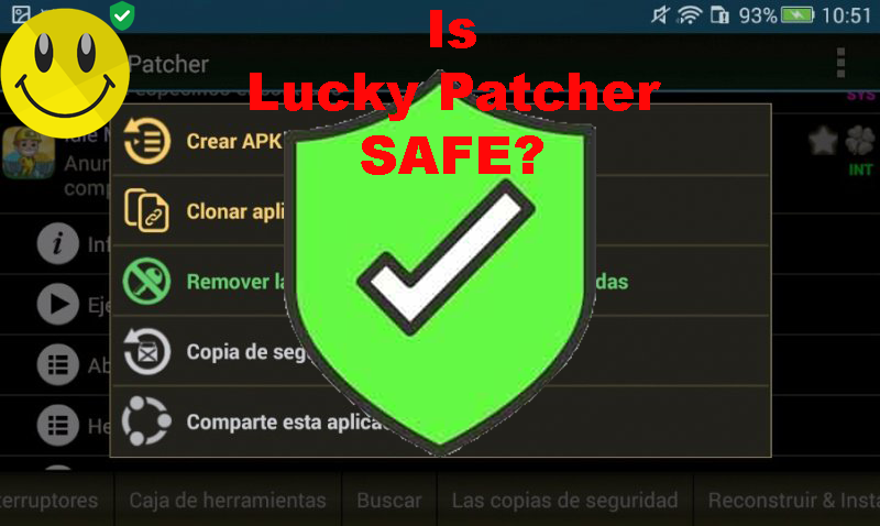 is Lucky Patcher safe